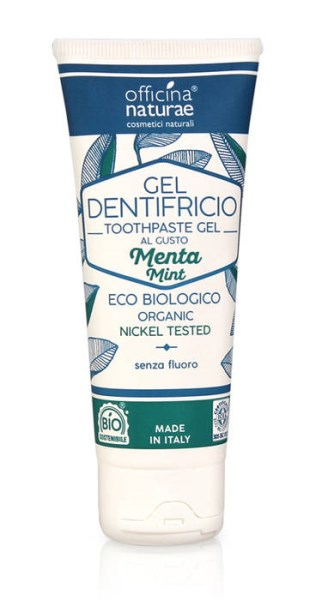 LOGO_Officina naturae - Mint gel toothpaste