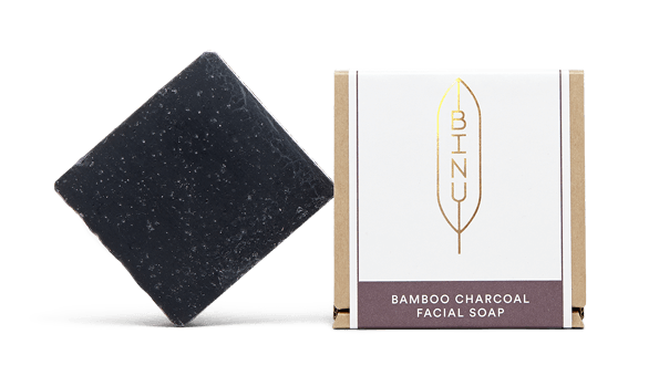 LOGO_BAMBOO CHARCOAL FACIAL SOAP