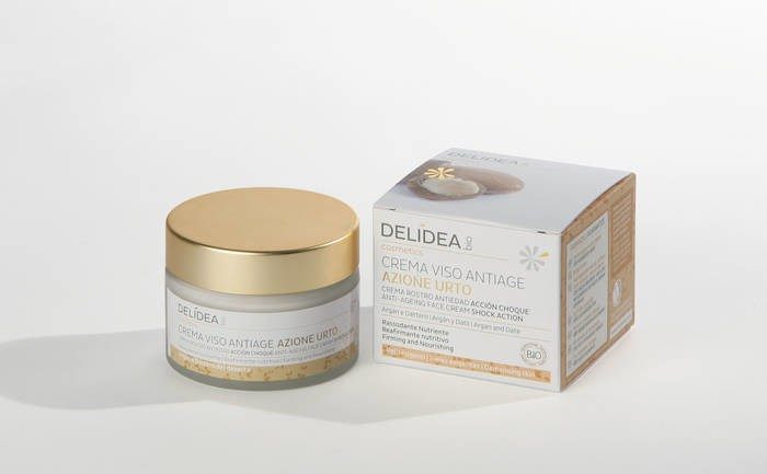 LOGO_Face cream Anti-aging, firming Argan and lotus flower
