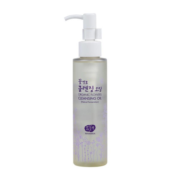 LOGO_Organic Flowers Cleansing Oil