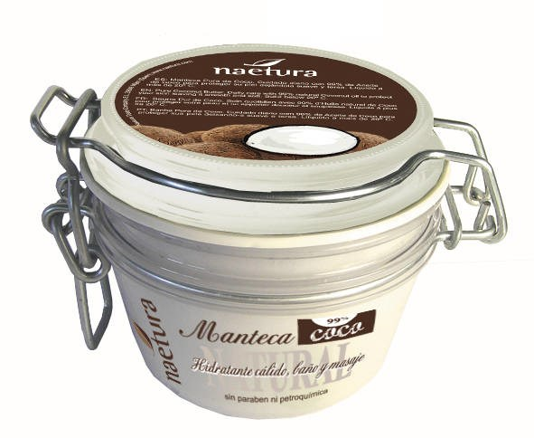 LOGO_Pure organic coconut butter Cosmos Certified