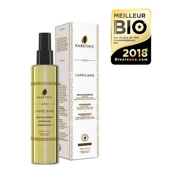 LOGO_L'Africaine, Luxurious Oil – Organic & Vegan
