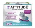 LOGO_ATTITUDE Baby wipes