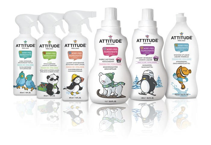 LOGO_ATTITUDE cleaning products