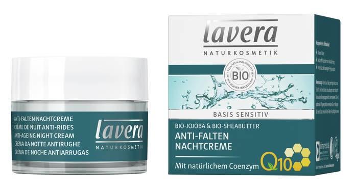 LOGO_basis sensitiv Anti-Falten Nachtcreme Q10