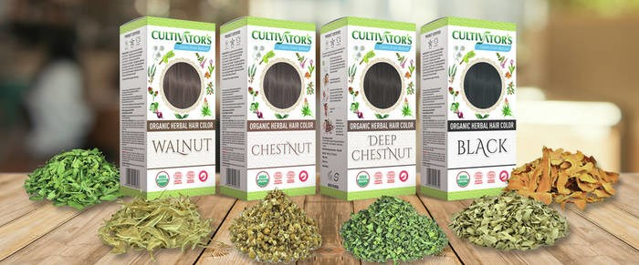 LOGO_Cultivator's Organic Hair Colors. Made from 100% Pure Organic Ingredients.