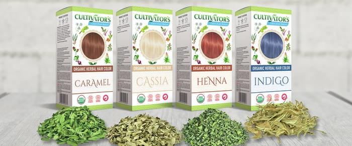LOGO_Herbal Hair Colors, Organic