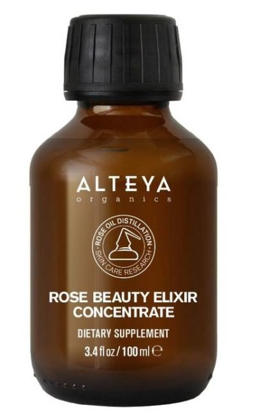 LOGO_Rose Beauty Elixir Concentrate With Rose Extract and Bamboo Silica Dietary Supplement