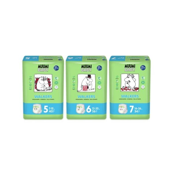LOGO_Muumi Baby Walkers pull up pant diapers