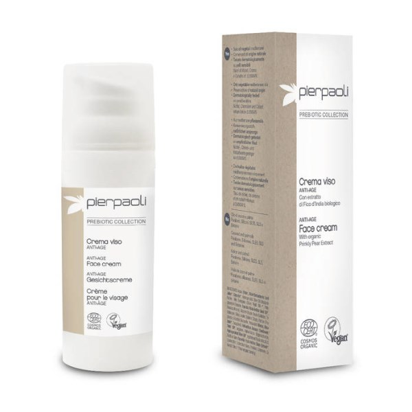 LOGO_PIERPAOLI PREBIOTIC COLLECTION -   ANTI-AGE FACE CREAM