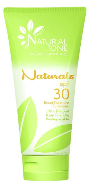 LOGO_Naturals Broad Spectrum Sunscreen SPF30