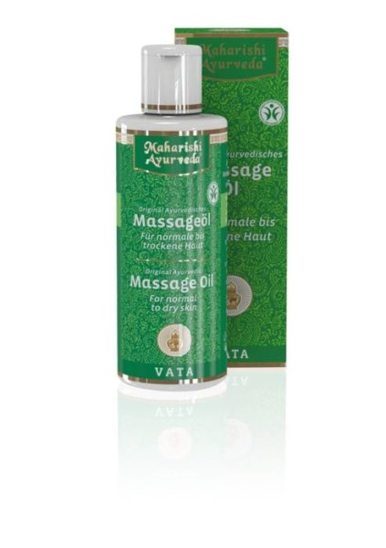 LOGO_Vata Massageöl, 200 ml, kNk, vegan