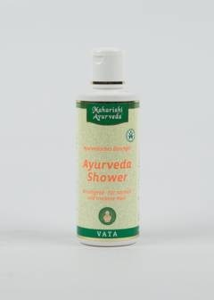 LOGO_Ayurveda Shower Vata, 200 ml, kNk, vegan