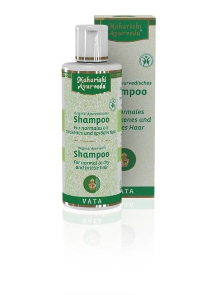 LOGO_Ayurvedic Herbal Shampoo Vata, 200 ml, C.N.C., vegan
