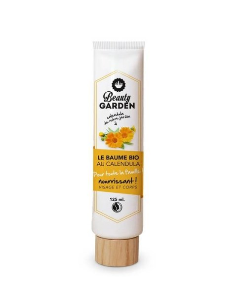 LOGO_Organic Calendula balm - Nourishing for all the family