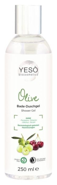 LOGO_Olive - Bade-Duschgel