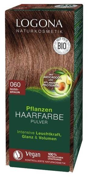 LOGO_LOGONA Pflanzen-Haarfarben Pulver