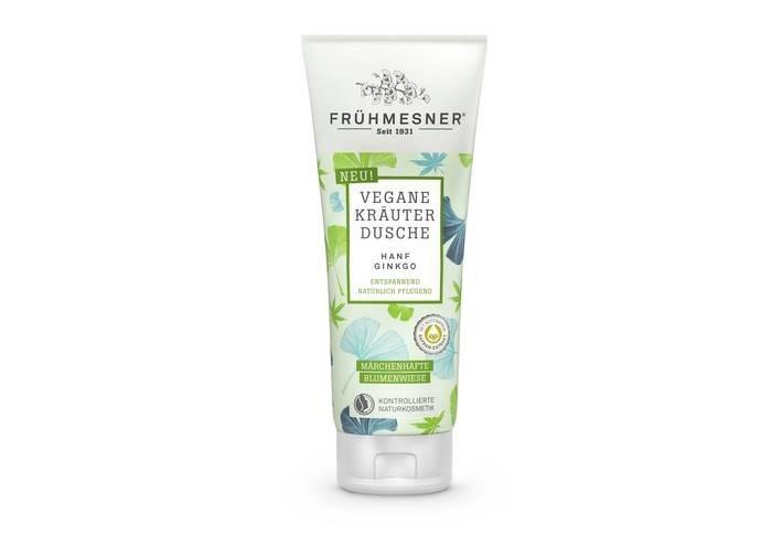 LOGO_Frühmesner Vegan Herbal Shower Hemp Gingko