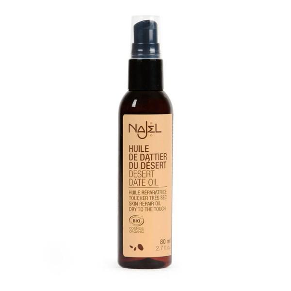 LOGO_Desert date oil Cosmos Organic certified