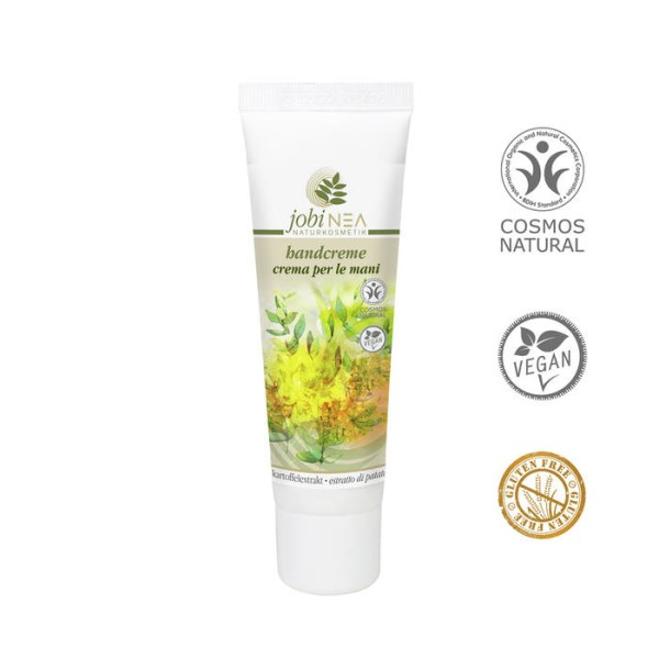 LOGO_Hand cream with potato extract