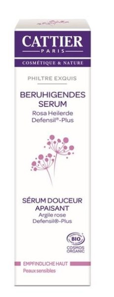 LOGO_Cattier Philtre Exquis - Beruhigendes Serum 30ml