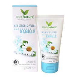 LOGO_cosnature MED Face care natural brine & camomile