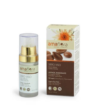 LOGO_AMAFLORA - Facial serum Argan and lotus flower