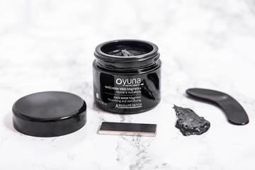 LOGO_OYUNA - Gesichtsmaske magnetisch spendet Nährstoffe und revitalisiert