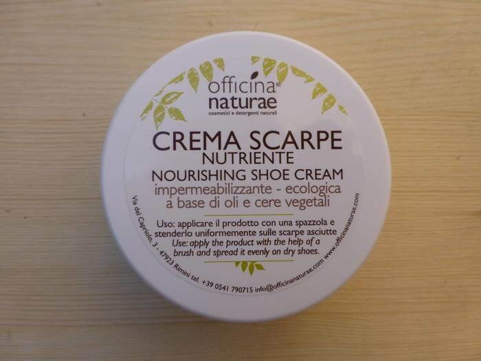 LOGO_Shoe nourishing Cream