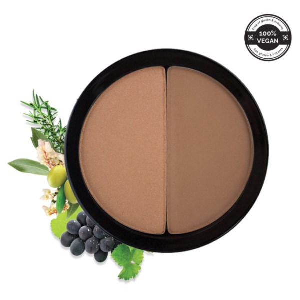 LOGO_Perfecting Face Bronzer|Duo Bronzer|Copacabana