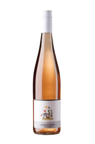 LOGO_2015er Spätburgunder Weißherbst trocken Gutsweine