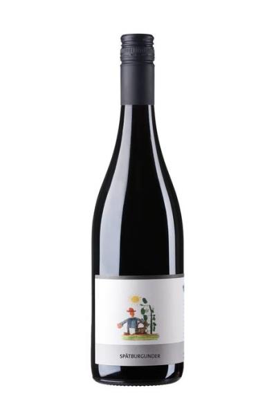 LOGO_2015 Spätburgunder Gutswein trocken Rotweine