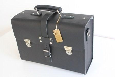 LOGO_Fahrer-/Werkzeugtasche Leder