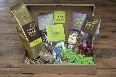 LOGO_Geschenk BoXX – Nachhaltig und identitätsstiftend