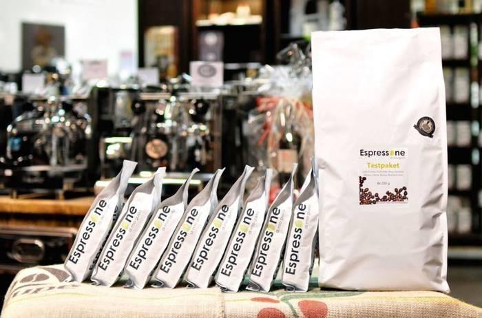 LOGO_Espressone Testpaket