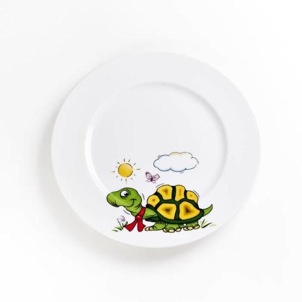 LOGO_Dessertteller Schildkröte