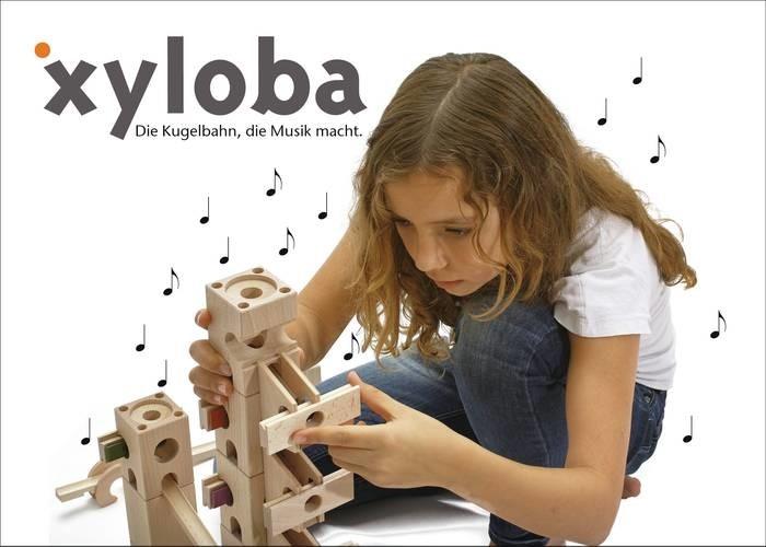 LOGO_Xyloba – Die Kugelbahn, die Musik macht.
