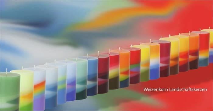 LOGO_Weizenkorn Landschaftskerzen – Farbenvielfalt inspiriert von der Natur