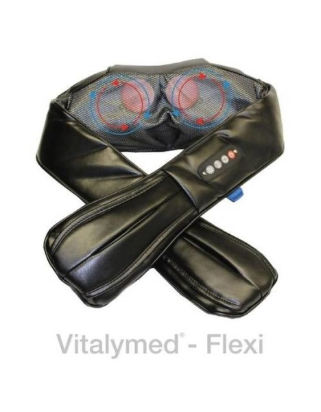 LOGO_Vitalymed Flexi - Schwarz